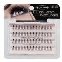 Ardell Lashes  the best lashes ever!