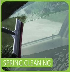 #spring #cleaning #windscreens