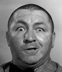 1000+ images about Curly on Pinterest | The three stooges ... Curly Howard 1952