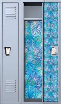 gallery for blue magnetic locker wallpaper