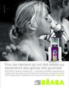 """Béaba - produits de puériculture, """"Pour les #mamans..."""""""