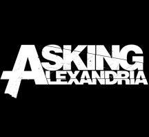 Asking Alexandria logo by D-Dub Designs (Daniel Wagner) #bandlogos
