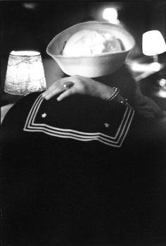 Herbert Dombrowski. The sailor, 1956