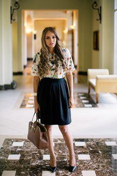 Business Casual with Contempo - Priscilla Eslo