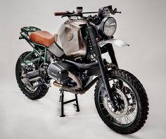 BMW R1100GS Buldozzer Motorcycle | Via Men's Gear