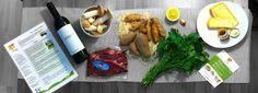 So sah die TastyBox im Oktober 2011 aus. Lecker oder? ;-) (Bild: Foodiesquare)