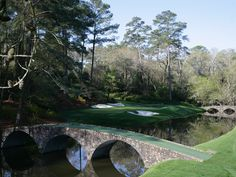 Isn't Augusta on everyone's golf bucket list? Yup. We thought so.