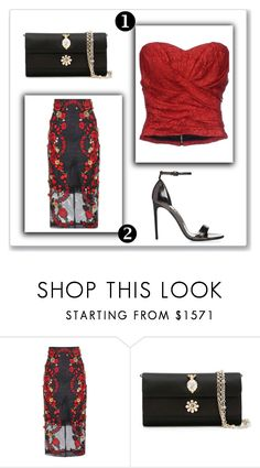 """Outfit # 4508"" by miriam83 ❤ liked on Polyvore featuring Dolce&Gabbana"