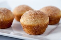 Recipe including course(s): Side; and ingredients: baking powder, butter, cinnamon, egg, flour, ground nutmeg, milk, salt, sugar