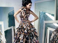 Vogue Magazine Dress