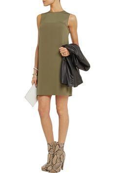JosephCamie crepe mini dress