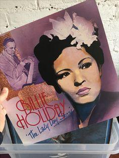 Vintage record buying.... #vintageshop #billieholiday Vintage Boutique, Vintage Shops, Jazz Artists, Ella Fitzgerald, Louis Armstrong, Billie Holiday, Vintage Records, Caravaggio, Ladies Day