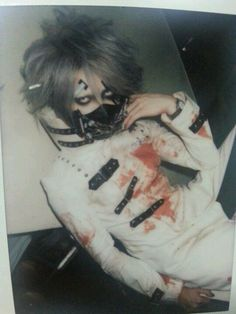 Ikuma. AND Eccentric Agent. Japanese Punk, Old Flame, Punk Rock Fashion, Eccentric, Visual Kei, Fantasy, Costumes, Music, Artist