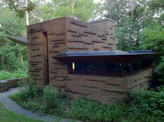 Frank lloyd Wright - Cottage
