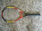 PRINCE Precision Equipe OS 110 LB Tennis Racquet EUC 4 3/8 - http://sports.goshoppins.com/tennis-racquet-sports-equipment/prince-precision-equipe-os-110-lb-tennis-racquet-euc-4-38/