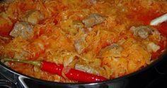 Mega szuper reggeli tojásimádóknak, ilyen finomat még nem ettél! Hungarian Recipes, Hungarian Food, Cooking Recipes, Healthy Recipes, Polish Recipes, Polish Food, Stew, Macaroni And Cheese, Main Dishes