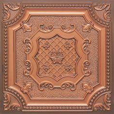 My Beautiful Damaris Faux Tin Ceiling Tile 24 X24 258