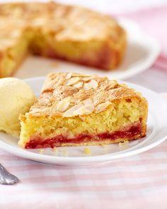 Apple and Lemon Bakewell Tart