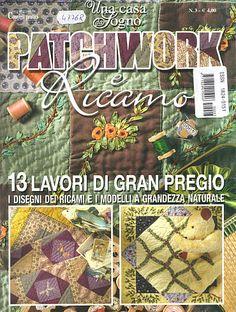 Patchwork e ricamo - esperança martinez castillon - Picasa Web Albums