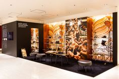 Pedro García at Isetan - The brand debuts at the exclusive Japanese department store with a pop-up shop.