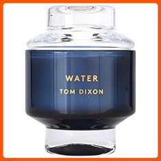 Tom Dixon Water Scented Candle Large - Fun stuff and gift ideas (*Amazon Partner-Link)