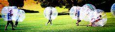 Bubble Voetbal is de nieuwste aanwinst op het gebied van sport en recreatie. Bestaande of nieuwe spellen krijgen een extra dimensie met de Bubbel Voetbal. Meer over Bubble Soccer:https://plus.google.com/114432977778248068456/posts/QpFeGiwYoUC