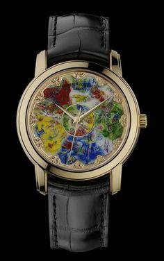 *.* Vacheron Constantin Métiers d'Art – Chagall & l'Opéra de Paris