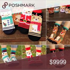 COMING SOON! Holiday Theme Socks! COMING SOON!                                     Soft & Warm Holiday Themed Socks.                     Santa Claus                                                            Rudolph the Red Nosed Reindeer                     Frosty the Snowman                                            Holiday Bear Boutique Accessories Hosiery & Socks
