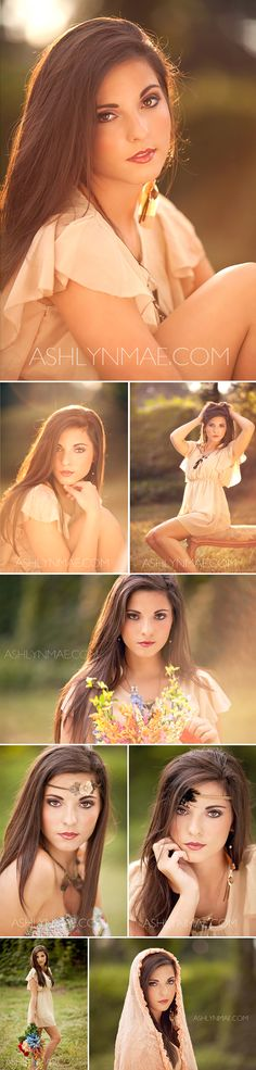 CLose up, field, beautiful giel senior photo, senior picture me