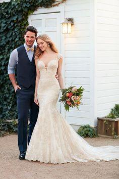 Vestidos de novia de Martina Liana 2017. Modelo 800 / Martina Liana 2017 wedding dresses 800 Model