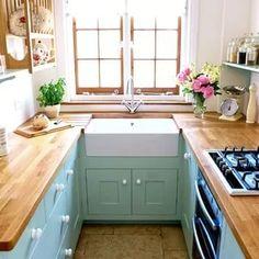 Small Galley Kitchen Ideas.
