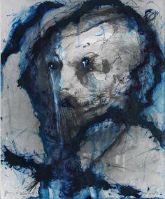 ARNULF RAINER http://www.widewalls.ch/artist/arnulf-rainer/ #contemporary #art