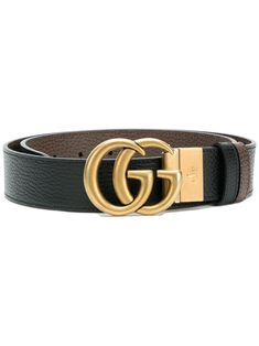 Gucci Double G Buckle Belt Alessandro Michele, Mode Inspiration, Gucci Black, High Waist Jeans, Belt Buckles, Calf Leather, Antique Gold, Boy Outfits, Vintage Inspired