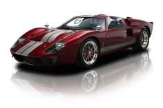 1966 Ford Superformance GT40 MK II Replica with 427IR Roush Engine