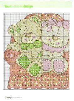 Gallery.ru / Photo # 6 - Cross Stitch Crazy 096 March 2007 - tymannost