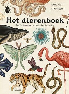 bol.com | Het dierenboek, Jenny Broom & Katie Scott | 9789401417761 | Boeken