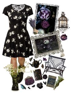 So swoon baby starry nights by beyond-redemption on Polyvore featuring polyvore, fashion, style, Sevan Biçakçi, Nikki Strange, Olive, Gypsy, Therapy and clothing