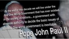 Vatican Adviser Says America's Founding Document Is Outmoded, Reveals Global Game Plan