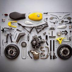 Ducati Scrambler Ikea Style