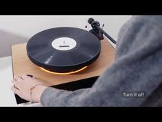 MAG-LEV Audio : How to Use the Turntable - YouTube