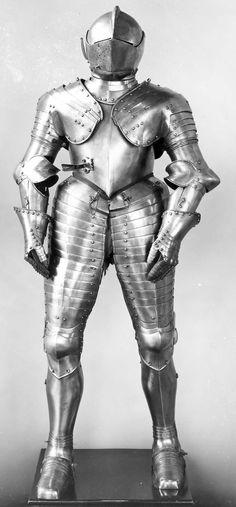Composite armor, Europe, 16th century                                                                                                                                                                                 More