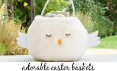 The Most Adorable Easter Baskets - take your pick!