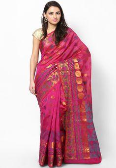 http://static14.jassets.com/p/Bunkar-Faux-Silk-Fancy-Banarasi-Rani-Pink-Saree-7829-7758121-1-gallery2.jpg