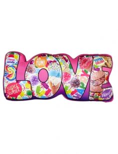 Love Sweets Pillow (made of microbead) from Justice (www.shopjustice.com)