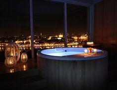 The Yeatman Hotel  in Porto.  De beste en mooiste spa's ter wereld: Porto Spa: The Caudalie Vinothérapie
