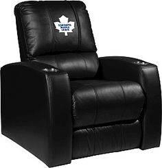 XZipit College Home Theater Recliner with North Dakota State Bison Logo Panel, Black Northern Arizona University, Georgia Southern University, University Of Connecticut, Oklahoma State University, University Of Houston, Michigan State Spartans, Oklahoma City, Towson University, Southern Illinois