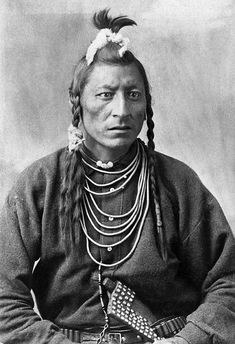 Chief Owl of the Blackfoot