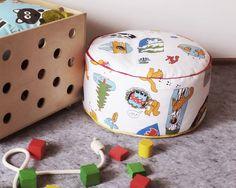 Pufa dla dzieci - Las  www.lapgap.pl