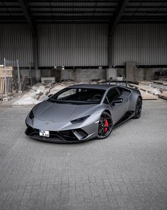 The mighty Huracán Performante –––––––––––––––––––––––––––––––––––––––––––––––––– #Lamborghini #Huracan #Performante #LP640 #V10 #6DMark2…