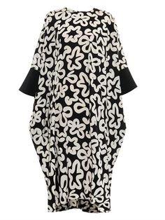 May printed silk kaftan dress | Issa | MATCHESFASHION.COM